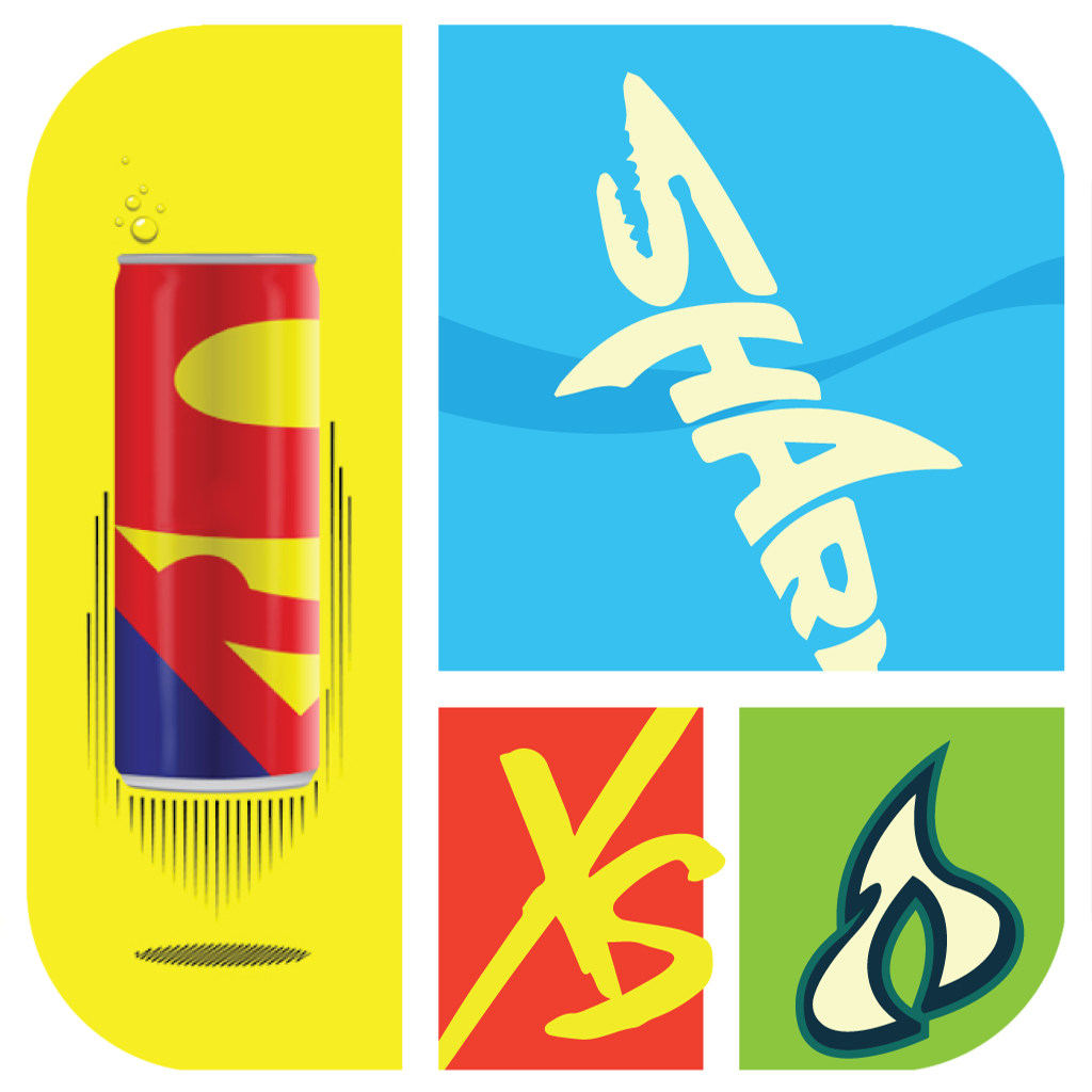 A Guess the Energy Drink Trivia – Drinks & Soda Brand Logo Quiz Trivia