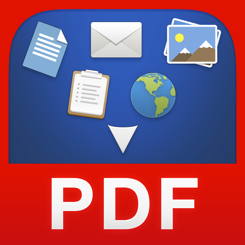 Create pdf on ipad save documents web pages and emails to pdf for Saved documents pdf